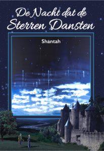 Voorkant van het boek de nacht dat de sterren dansten